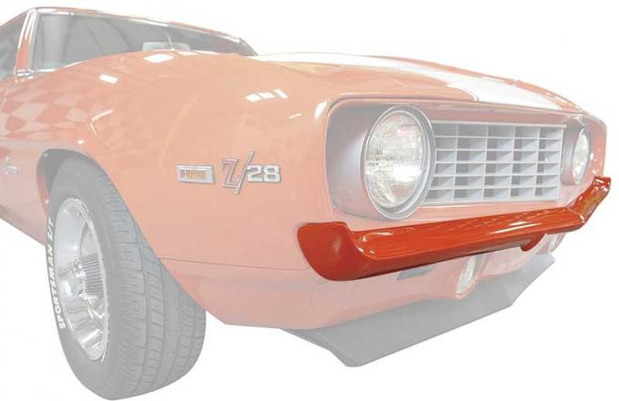 OER 1969 Camaro Endura Front Bumper 3938643