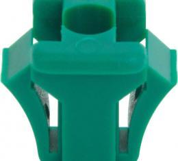 "OER 1/4""-28 GM Headlight Beam Nylon Adjuster Nut A1025"