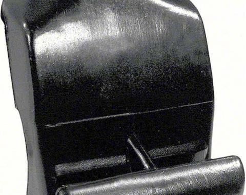 OER 1967 Camaro / Firebird Convertible Black Inner Mirror Boot K34B