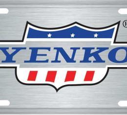 OER Yenko License Plate Y5001