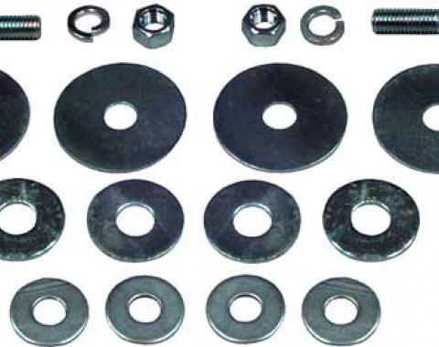 OER 1967-81 Subframe Hardware Kit Grade 5 *K3027