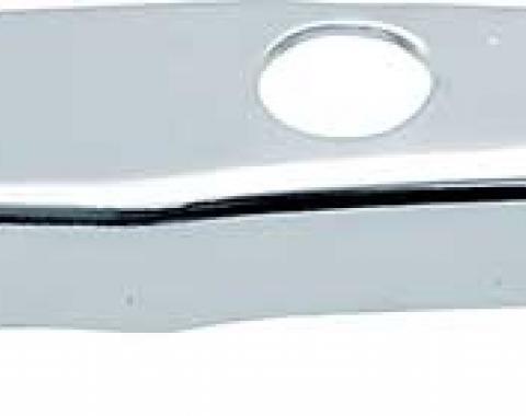 OER 65-68 Smal Block Chrome Alternator Bracket T9319