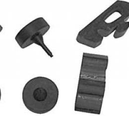 OER 1968 Camaro RS Rubber Stopper Kit *K88064