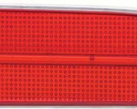OER 1970-73 Firebird Tail Lamp Lens - RH 5964664