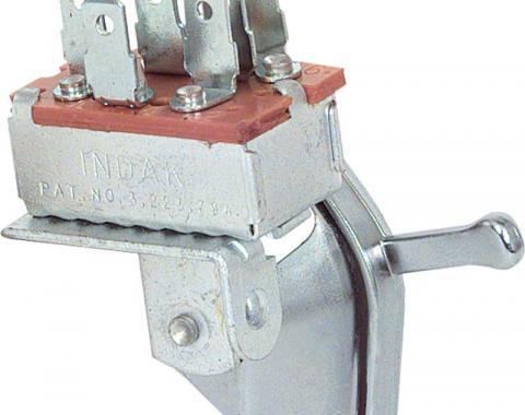 OER 1969-74 Heater / AC Fan Switch 3929094