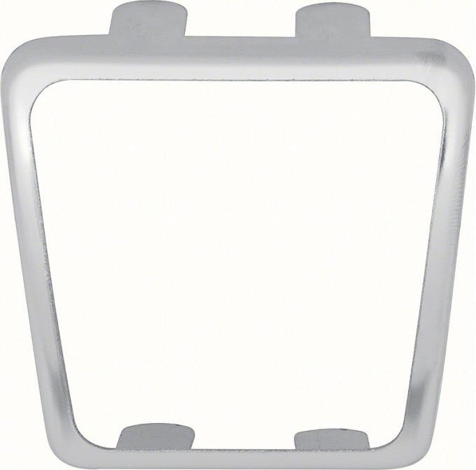 OER Park Brake Pedal Pad Trim Plate 3954594