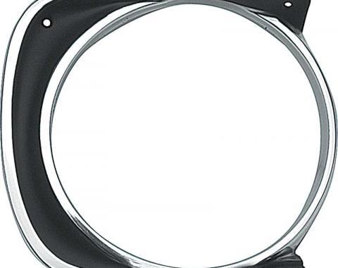 OER 1967 Camaro Standard RH Headlamp Bezel 3916614