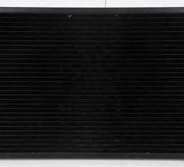 OER 1970-71 Camaro Small Block V8 with Manual Trans 3 Row Copper/Brass Radiator CRD94153S