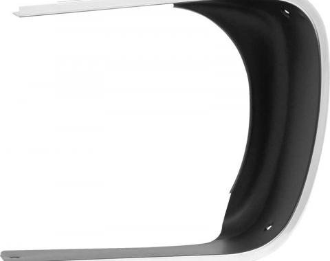 OER 1967-68 Camaro RS Headlamp Bezel, LH 3898149