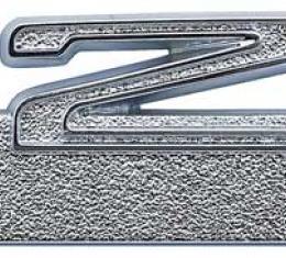 "OER 1969 Yenko ""427"" Fender/Rear Body Panel Emblem with Bar - Stud Mounted K678"
