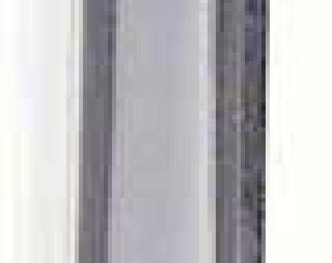 OER 1967-69 Camaro / Firebird Convertible Pillar Post Outer Molding, LH 7648739