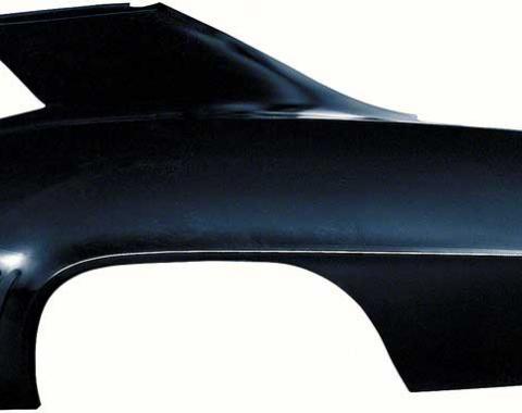 OER 1969 Camaro Coupe Complete Quarter Panel, LH 7779477