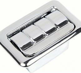 OER 1968-90 Rear Quarter Ash Tray Assembly With Ribbed Lid 8795489