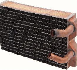 "OER 1969-81 F-Body / 1968-79 Nova without AC - Copper/Brass Heater Core 9-5/8"" x 6-1/16"" x 2"" 3011432"