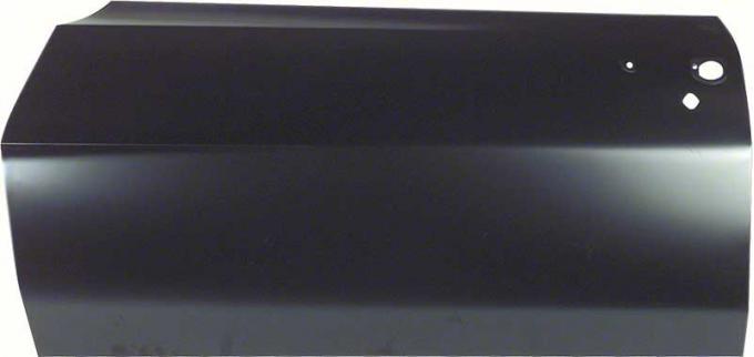 OER 1969 Camaro / Firebird Outer Door Skin, LH 7723788