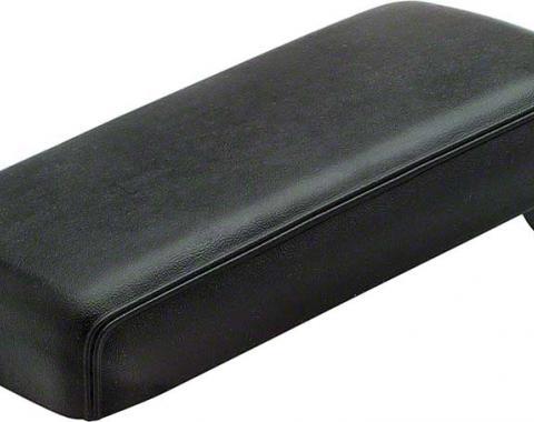 OER 1982-92 Camaro Black Padded Console Lid 14035760
