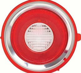 OER 1972-73 Camaro Standard Back Up Lens, LH 5964523
