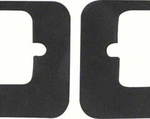 OER 1969 Camaro RS Back-Up Housing Gaskets (Housing to Body) C2551