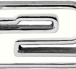 "OER 1969 Camaro / Nova ""327"" Fender Emblem 3953625"