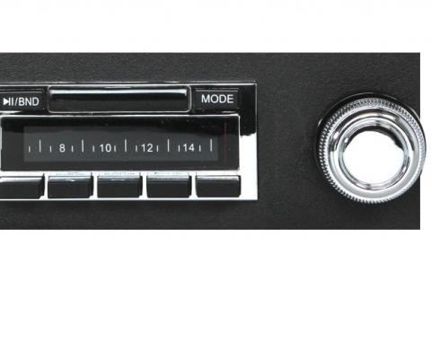 Custom Autosound 1969-1977 Chevrolet Camaro USA-630 Radio