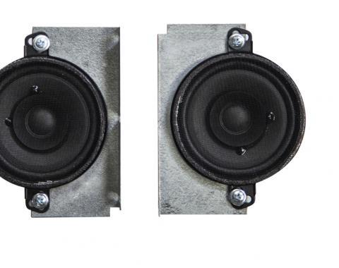 Custom Autosound 1967-1983 Pontiac Firebird Dual Speakers