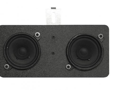 Custom Autosound 1968-1972 Pontiac Firebird Dual Speakers