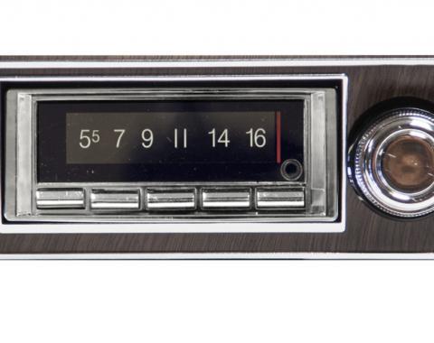 Custom Autosound 1967-1968 Chevrolet Camaro USA-740 Radio