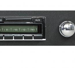 Custom Autosound 1978-1981 Chevrolet Camaro USA-230 Radio