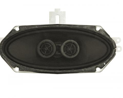 "Custom Autosound 1967-1969 Chevrolet Camaro 4 X 10"" 140W Dual Voice Coil Speakers"