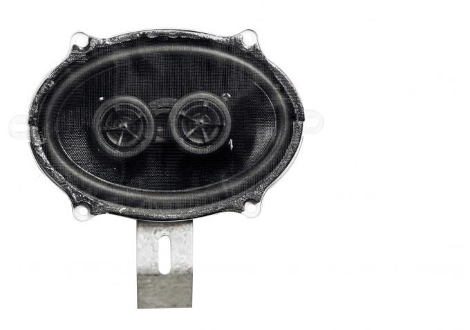 "Custom Autosound 1967-1969 Chevrolet Camaro 5 X 7""  140W Dual Voice Coil Speakers, 5 X 7"""
