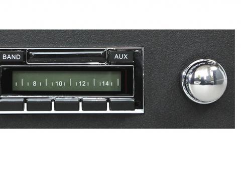 Custom Autosound 1969-1977 Chevrolet Camaro USA-230 Radio