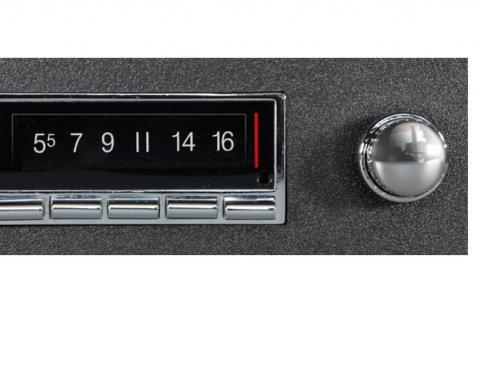 Custom Autosound 1978-1981 Chevrolet Camaro USA-740 Radio